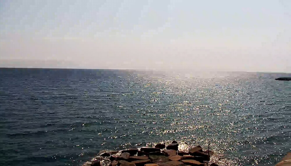 ripresa mare webcam