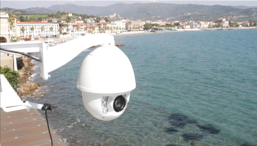 webcam speed dome hotel