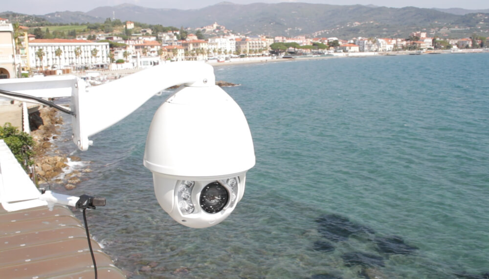 webcam speed dome